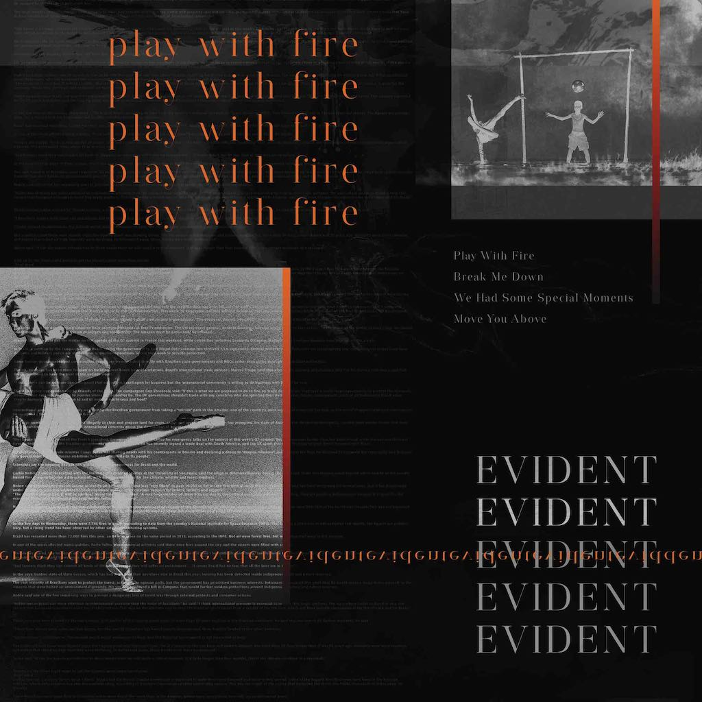 Evident – Play With Fire EP